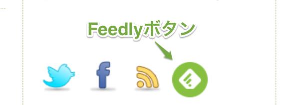 「Feeldyに追加する」ボタンをつけました